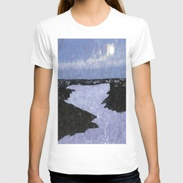 Wolf Lake T-shirt