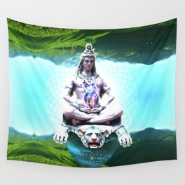 Shiva Absolute Wall Tapestry
