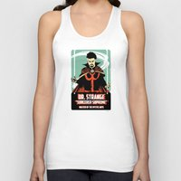 doctor Tank Tops featuring Doctor by Shop 5