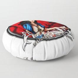 alice madness return blood Floor Pillow
