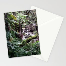 Tropical Forest 09 Stationery Cards