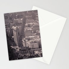 On the top of the World Stationery Cards
