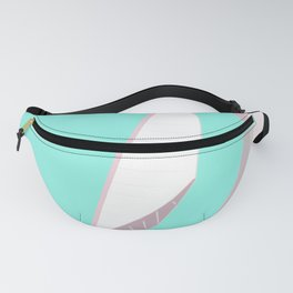 May Flying or Sailing in May - shoes stories Fanny Pack