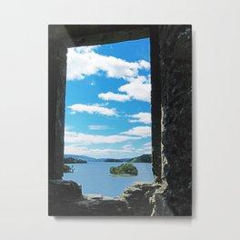 Loch Awe 3 Metal Print