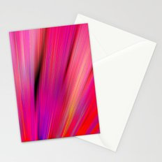 Re-Created  Feather iv by Robert S. Lee Stationery Cards