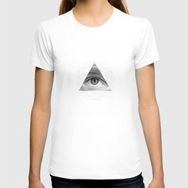 The All Seeing Eye of Life T-shirt