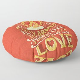 Battalion Floor Pillow