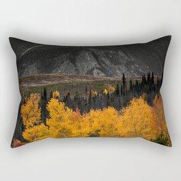AUTUMN MOUNTAINS Rectangular Pillow