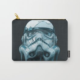 Stormtrooper Melting Dark Carry-All Pouch