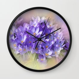 the beauty of a summerday -96- Wall Clock