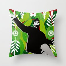 M0RR1SS3Y Throw Pillow