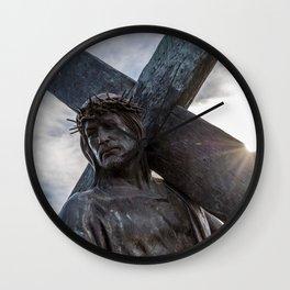 Mission San Luis Rey De Francia Wall Clock