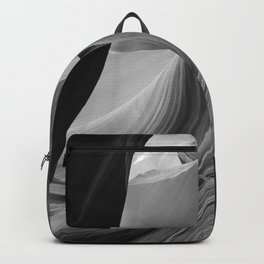 Canyon (Black and White) Backpack