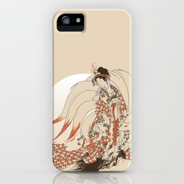 Ninetales Daji iPhone Case