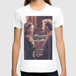 Luke and Lorelai - Stand Still T-shirt