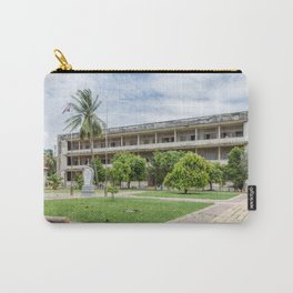S21 Building C - Khmer Rouge, Cambodia Carry-All Pouch