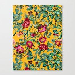 Secret Garden II Canvas Print