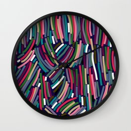 Like Thread Wall Clock