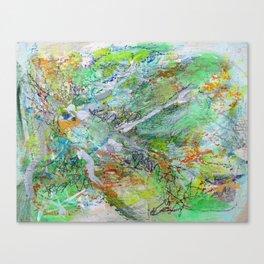 SpringBreezeOrange2016(4) Canvas Print