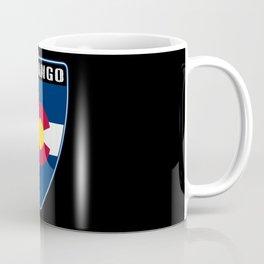 Durango Colorado Shield Coffee Mug