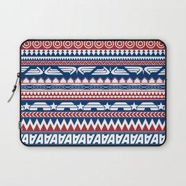 Tribal Heroes - Steve Rogers Laptop Sleeve