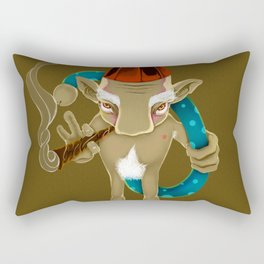 EL CURUPÍ Rectangular Pillow