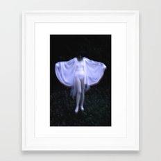 E V O L V E Framed Art Print