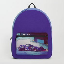 Formula 1 Formule 1 Formel 1 Backpack