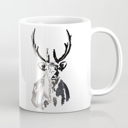 High arctic reindeer Coffee Mug