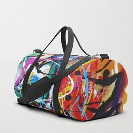 Joy of Living Duffle Bag