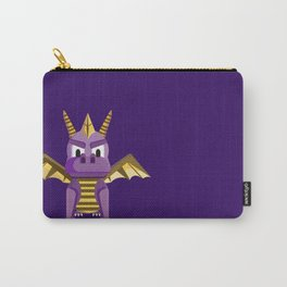 Spyro vector character fanart Carry-All Pouch