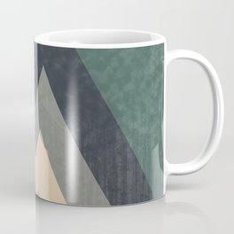 Mountains of Eden - Retro Arrows Coffee Mug