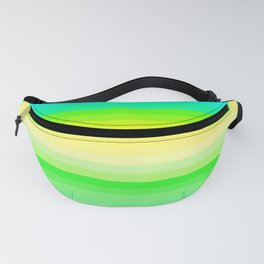 Lines III Fanny Pack