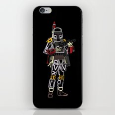 Boba Font iPhone & iPod Skin