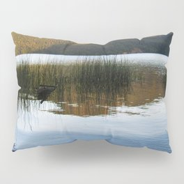 Lake Crescent I Pillow Sham