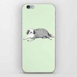 Old English Sheepdog iPhone Skin
