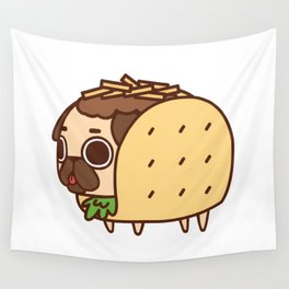 Puglie Taco Wall Tapestry