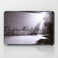 rebel iPad Cases featuring Rebel by Monica Ortel ❖