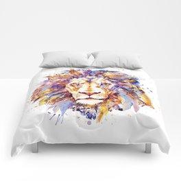 Lion Head Comforters