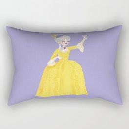 Those 18th century rebels Rectangular Pillow