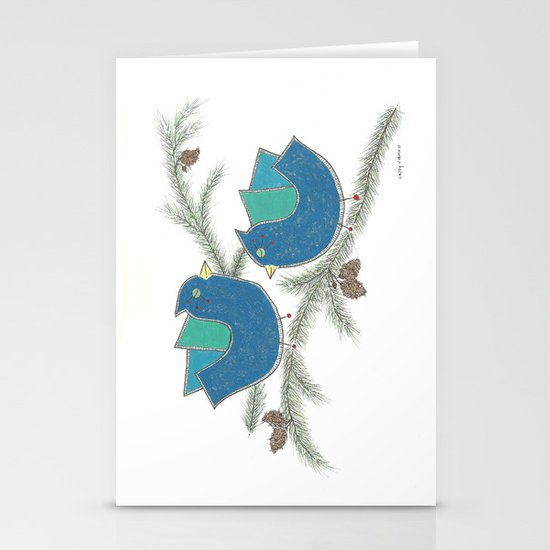 Jaybirds Stationery Cards