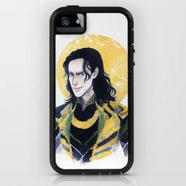 Loki of Asgard iPhone Case