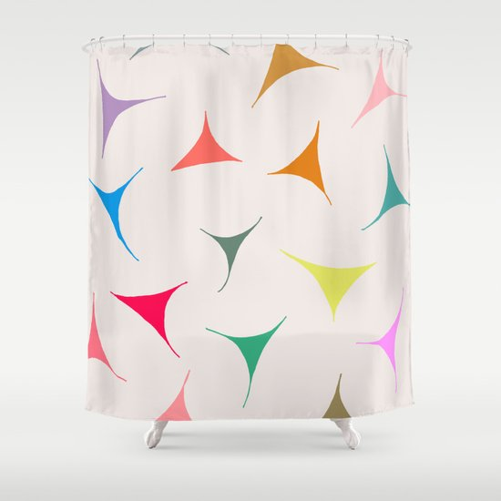 pattern 50 Shower Curtain
