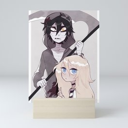 Zack & Ray Mini Art Print