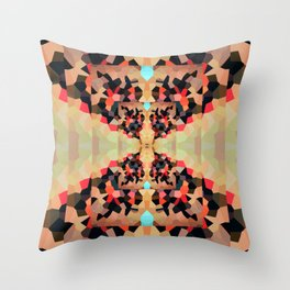 Intou Throw Pillow