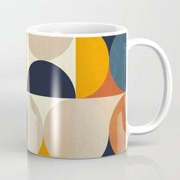 mid century abstract shapes fall winter 1 Coffee Mug
