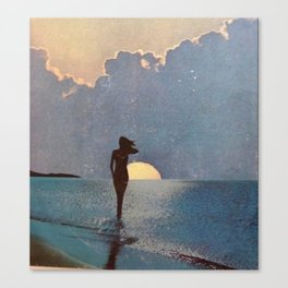Sumatra Canvas Print