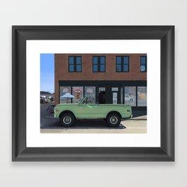 Jimmy Framed Art Print