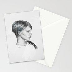 Léa Seydoux Stationery Cards