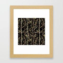 Bamboo.2  #decor #art # society6 Framed Art Print